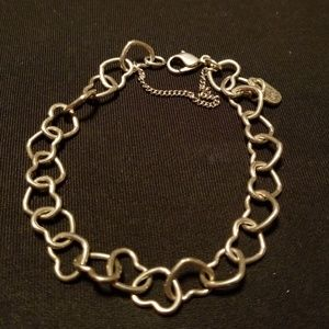 James Avery Heart Bracelet